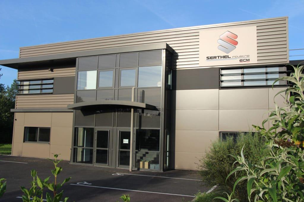 SERTHEL rejoint le groupe ECM Technologies et devient SERTHEL Industrie
