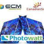 ecm greentech fabricant de silicium photovoltaïque