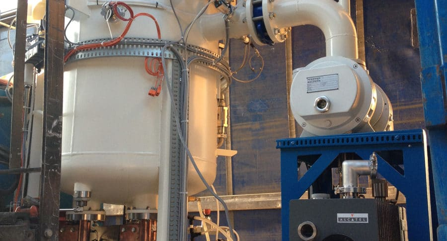 pit vacuum furnaces | ECM Technologies