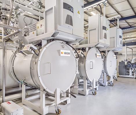 ecm constructeur de four industriel | Industrial Furnace Manufacturer | ECM Technologies