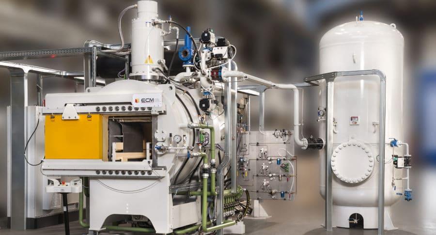 ICBP Duo Gas Quenching ECM Technologies
