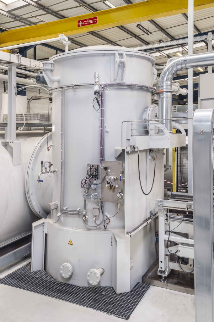 Module Trempe Huile ICBP Flex ECM Technologies