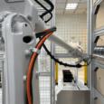 Photo 3 Ligne Robotisée pour applications photovoltaiques